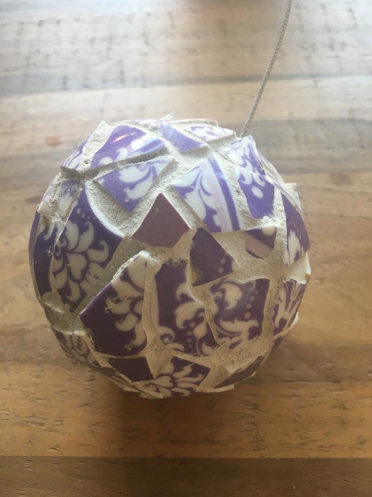 Kerstbal 1 – ø8 – €7,50