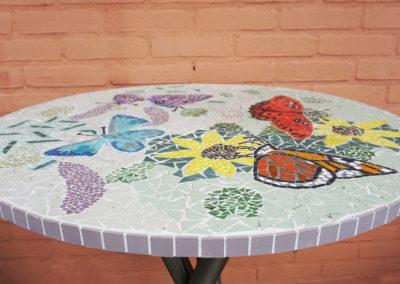 Tafel Vlinders – ø71 x h79 – €225